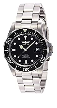 Invicta Pro Diver Unisex Analogue Classic Automatic Watch With Stainless Steel Bracelet – 8926 0