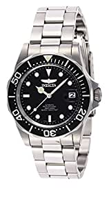 Invicta Pro Diver Unisex Analogue Classic Automatic Watch with Stainless Steel Bracelet – 8926