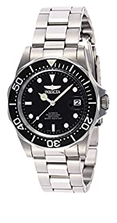 Invicta 8926 Pro Diver Unisex Wrist Watch Stainless Steel Automatic Black Dial (B001E96DHA)   Amazon Products