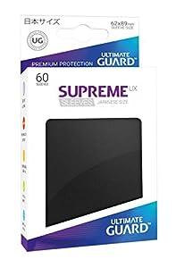 Ultimate Guard ugd010568UX Supremo japonés tamaño Funda Tarjeta Caso