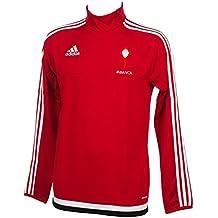 Adidas TRG Top Camiseta Celta de Vigo FC 2015-2016, Hombre