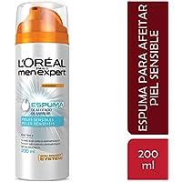 L'Oreal Paris Men Expert Tratamiento Men Expert Espuma Hydrasensitive - 200 ml