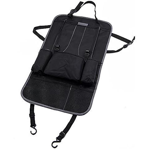 Auto sedile Posteriore Cestino Boot Supporto dell'Organizzatore Net-Pocket Multi Bagagli