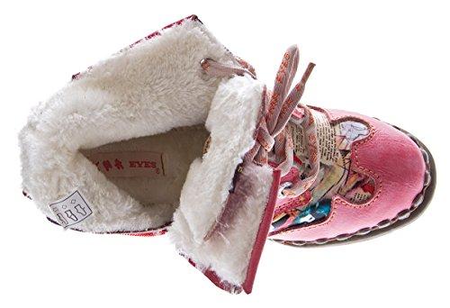 TMA, Stivali donna Rosso (rosso)