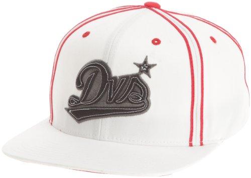 DVS APPAREL Herren Baseball Cap Gr. one size, Weiß - weiß (Dvs Cap)