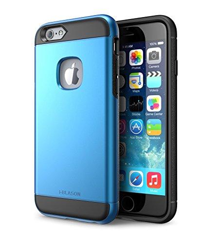 i-Blason iPhone 6Hülle–Apple iPhone 65,5Fall Unity Series 2Layer [Ultra Slim] Gepanzerten Hybrid Cover Harte Außenschale mit weicher Innenhülle für iPhone Air Fall, blau, iPhone 6 - Blau 6 Otterbox-fälle Iphone