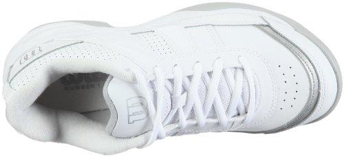 Wilson Pro Staff Court WRS984700035, Chaussures de tennis femme Blanc-TR-C3-7