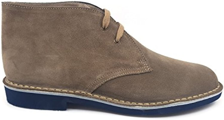 ANTICA CUOIERIA Zapatos de Cordones de Piel Para Hombre * -