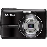 Rollei Compactline 230 Digitalkamera (12 Megapixel, 3-fach opt. Zoom, 6,9 cm (2,7 Zoll) Display) schwarz