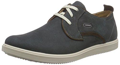 jomos-1928-mens-low-top-sneakers-mehrfarbig-ozean-choco-8040-16-uk