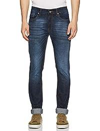 Amazon Brand - Symbol Men's Slim Fit Stretchable Jeans