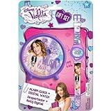 Gift Set sveglia + orologio di sport Violetta