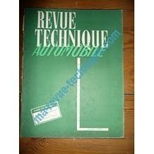Rambler Revue Technique Nash Motors