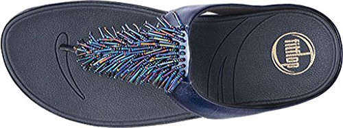 Saphire Fitflop Cha Fitflop Cha Damen Zehentrenner n6pZYpX
