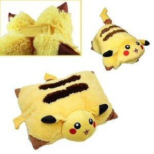 Pokemon Pillow (Cushion) Pokemon Pikachu Plush Doll