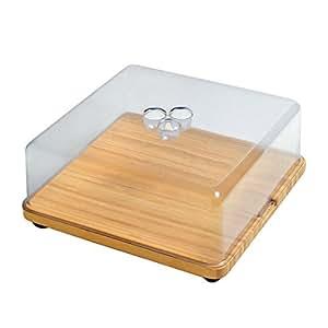 Alessi fs14set programma 8 piatto per formaggi in legno di for Programma per progettare cucina