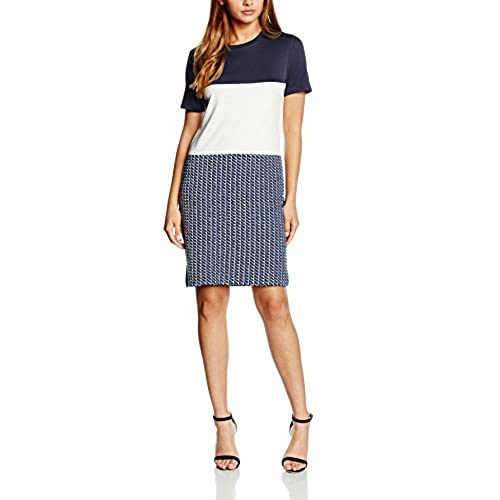 Womens Colour Block Jacquard Tunic Dress New Look How Much Official Site For Sale Low Price Fee Shipping Sale Online Clearance For Cheap Hz0BR