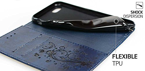 Iphone 7 Plus Coque silicone, Iphone 8 Plus Coque silicone, Iphone 7 Plus Protection, Iphone 8 Plus Case Cuir, Iphone 7 Plus Case Slim, Coque Iphone 7 Plus silicone, Coque Iphone 8 Plus silicone, Nnop marine