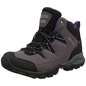 41mC88XEerL. SS300  - Regatta Lady Holcombe Mid, Women's High Rise Hiking Boots