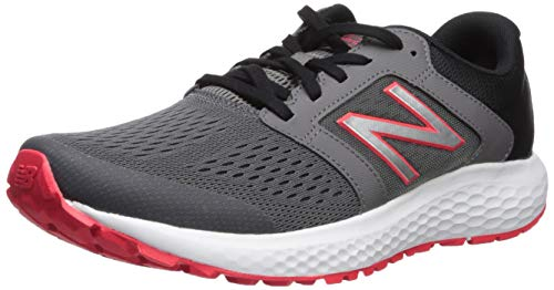 17. new balance Men's 520 Grey/Red Running Shoes