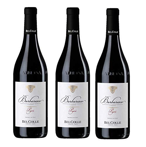Vino Rosso Barbaresco Pajore' DOCG | 2016 | Bel Colle - 3 Bottiglie