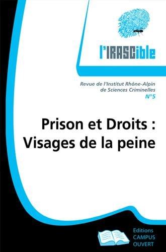 Prison et droits : visages de la peine