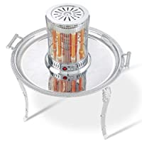 AL SAIF Electric Heater Four Seasons Hyper silver, Tbsa large JANO - JN2350