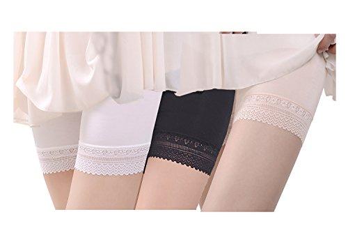 Magilona - Culottes - para Mujer Blanco Style#1 Large