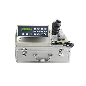 ZBLL Detox Ion Cleanser Bath Bath Spa Reinigen Maschine,Einzelne Person Instrument Zuhause Gesundheit Pflege Fußbad Gesundheit Pediküre Instrument