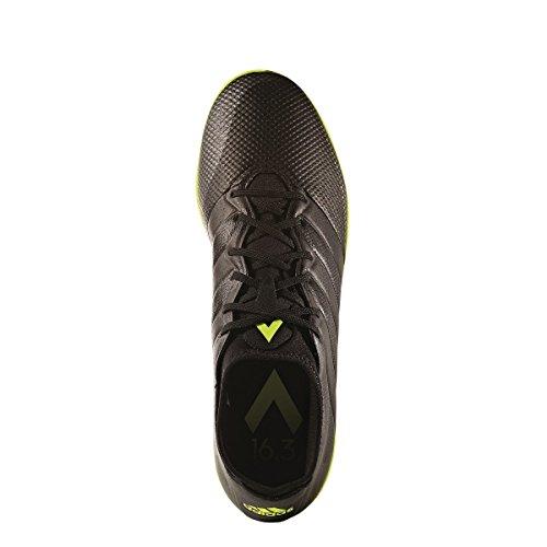 adidas Ace 16.3 Primemesh In, Scarpe da Calcio Uomo Nero (Cblack/Cblack/Syello)