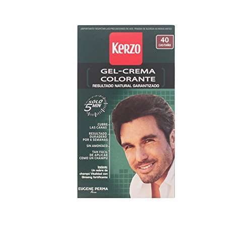 Kerzo Tintura, #40 Castano - 60 ml