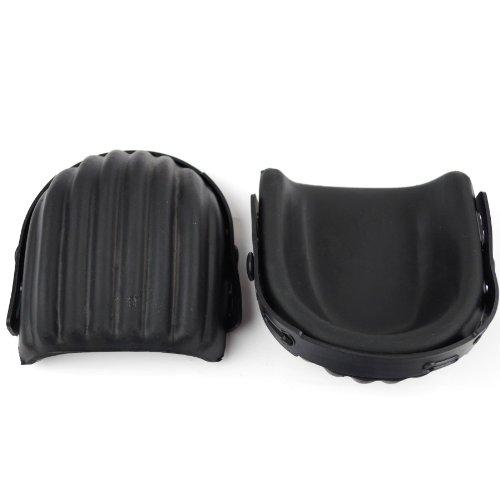 Knieschoner Knieschützer 2 Stück schwarz Kniepolster Knieschutz