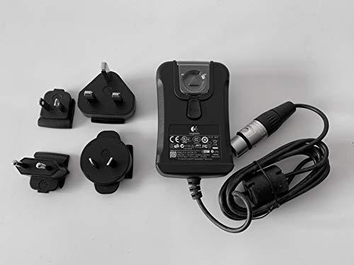 PHIHONG blackmagic adapter Energieversorgung Netzteil 12V 2.5A PSC30R-120 BMSC studio camera -