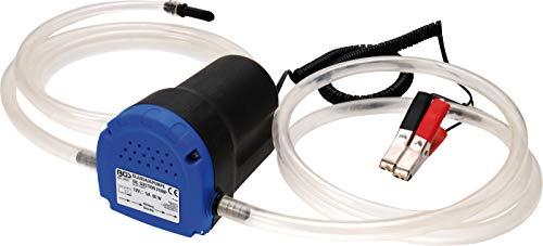 BGS 9910 | Öl-Absaugpumpe | 12 Volt | für schnellen und sauberen Ölwechsel | inkl. Zubehör