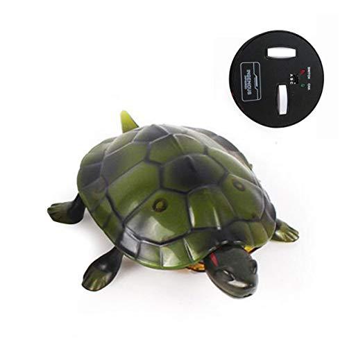 t Fernbedienung Realistische Gefälschte Schildkröte RC Streich Insekten Bugs für Witz Scary Trick Spielzeug Kind Geschenk Halloween Party ()
