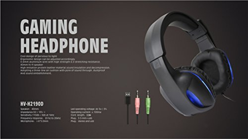 HAVIT HV-H2190D Gaming Headphone Headset