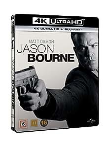 Jason Bourne (4K Ultra HD + Blu-Ray)