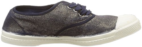 Bensimon - Tennis Shinny, Sneakers da donna Blu (marine 516)