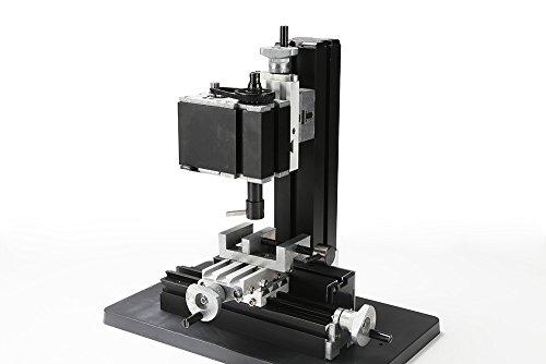 60w 12000rpm Una fresatrice metallo miniatura ad alta usato  Spedito ovunque in Italia