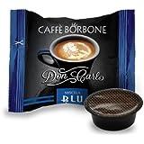 50 Capsule Compatibili A Modo Mio Caffe' Borbone Don Carlo Blu