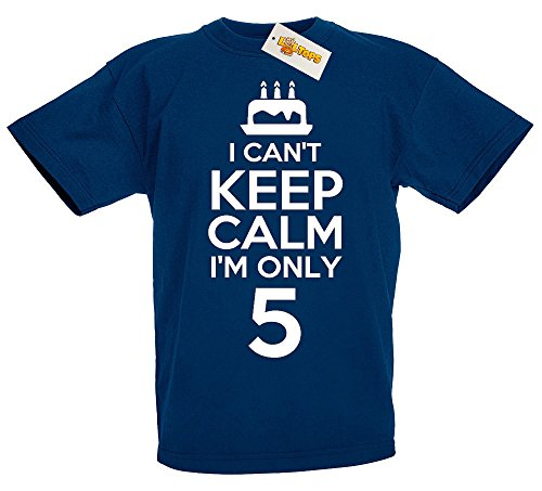 i-cant-im-only-5-5th-birthday-gift-t-shirt-for-5-year-old-boys-and-girls-navy
