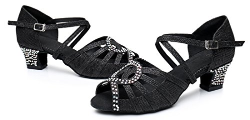 TDA - Peep-Toe donna 5cm Black