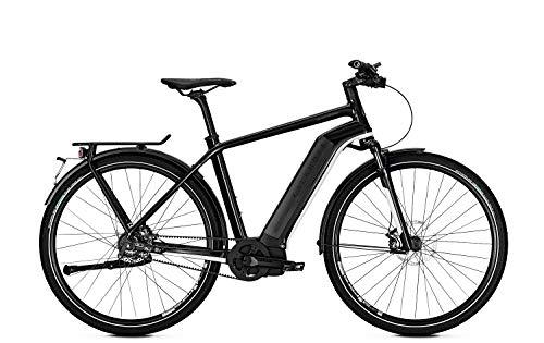 "Kalkhoff Integrale Speed i11 E-Bike Pedelec Herren 28"" 55cm 612Wh Akku Schwarz Weiß Modell 2018"