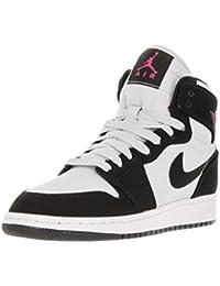 Nike Air Jordan 1 Retro High Gg, Zapatillas de Baloncesto para Niñas