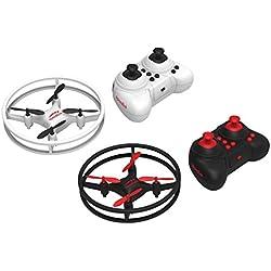 Speedlink int-sl-920003-bkwe Carreras Drones compertición Juguete de Conjunto, negro/blanco