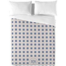 BCN Brand Eixample - Juego de funda nórdica para cama de 150 cm