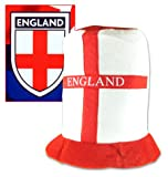 England / St Georges Cross Top Hat / World Cup Supporters Brand New UK Stock