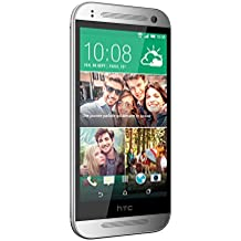 "HTC One Mini 2 - Smartphone libre Android (pantalla 4.5"", cámara 13 Mp, 16 GB, Quad-Core 1.2 GHz, 1 GB RAM), plateado (importado)"