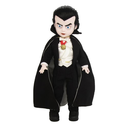 Star images Living Dead Dolls Universal Monsters Dracula Test