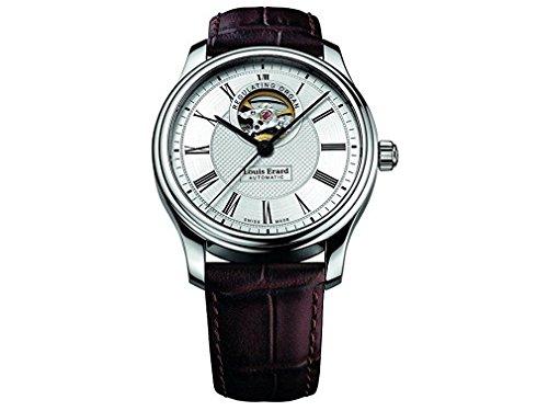 Louis Erard orologio uomo Heritage Automatik 60267AA41-BDC21